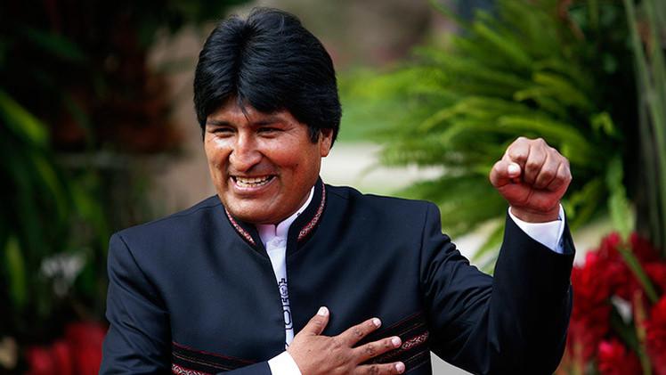 """Morales: """"Que Obama pida perdón a Venezuela antes de la Cumbre de las Américas"""""""