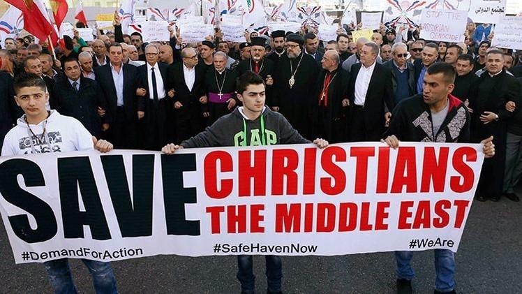 Oriente Medio libra una verdadera guerra contra el cristianismo