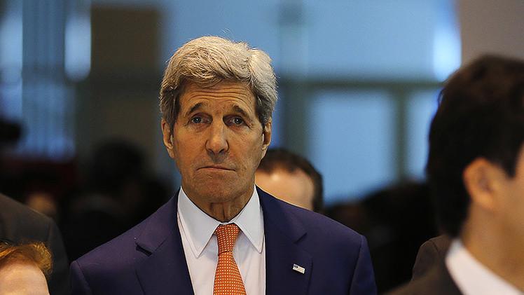 """A Kerry lo traiciona el subconsciente en Egipto: """"Trabajemos por el futuro de Israel"""""""