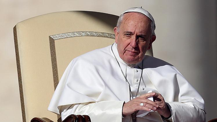 Papa Francisco: La violencia en México se debe a que lo castiga el diablo