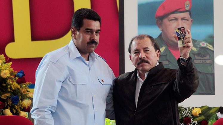 """Maduro: """"Jamás hemos sido ni seremos una estrella en la bandera del norte"""""""