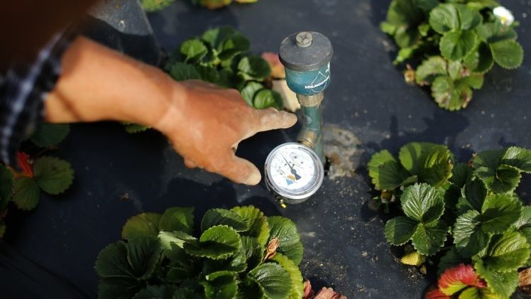 La NASA advierte que el agua potable de California se agotará en un año