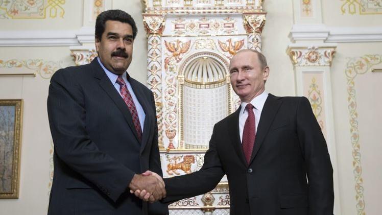 Rusia y Venezuela celebran 70 años de relaciones diplomáticas