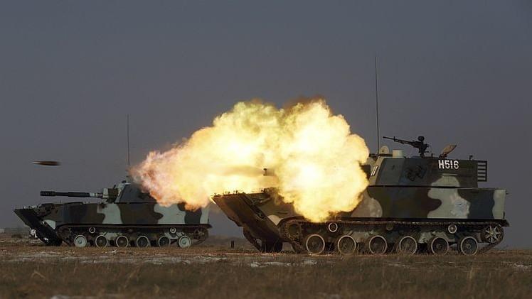 China envía tropas a la frontera con Birmania