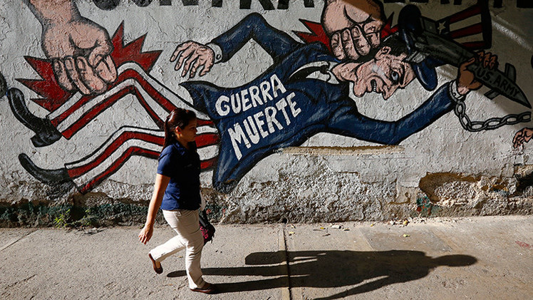 """""""Se acabaron los tiempos de tratar a América Latina como el patio de EE.UU."""""""
