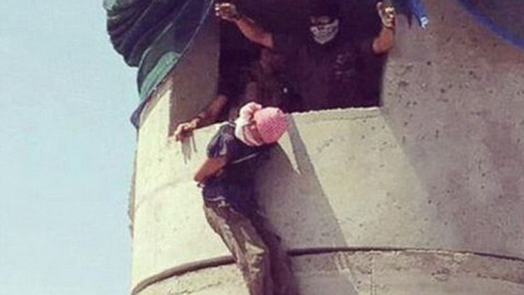 Fotos: Soldados iraquíes se vengan 'a lo Estado Islámico' de los yihadistas