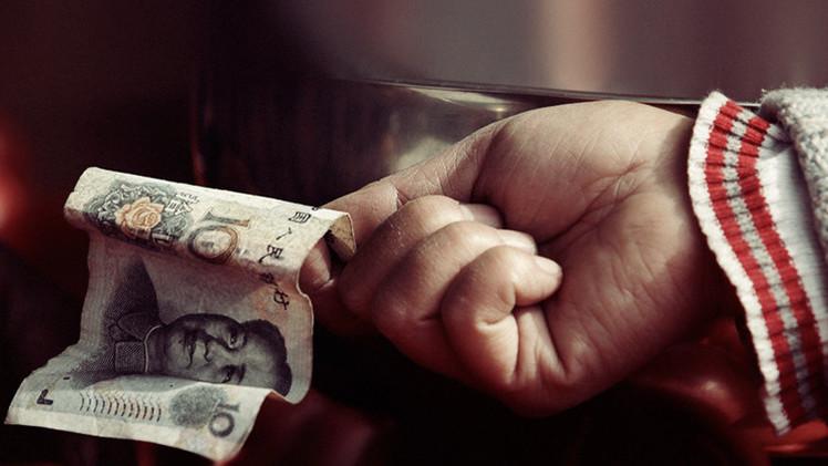 Un niño chino de 9 años, metido para todo el día en una jaula por robar dinero