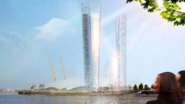 'Torres sin sombra': ¿Cómo hacer que los rascacielos no bloqueen la luz del sol?