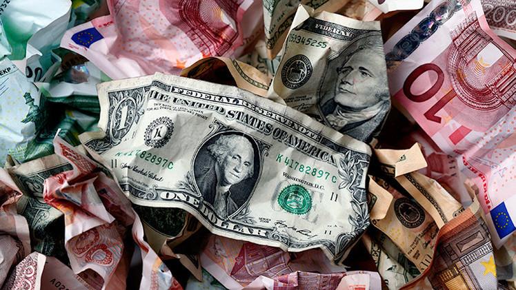 """""""Con el euro bajo Europa exporta su estancamiento al resto del mundo"""""""
