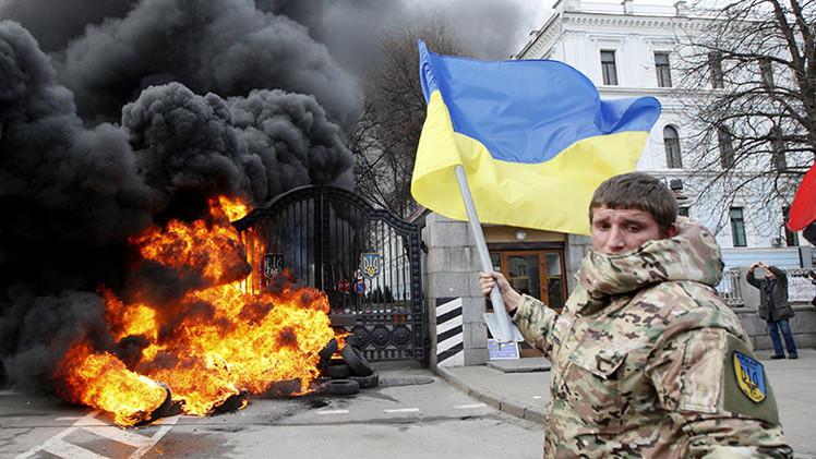"""Putin: El verdadero """"titiritero"""" de lo ocurrido en Ucrania es EE.UU."""