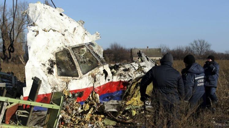 """""""EE.UU. oculta datos sobre el MH17 para no contradecir su versión"""""""