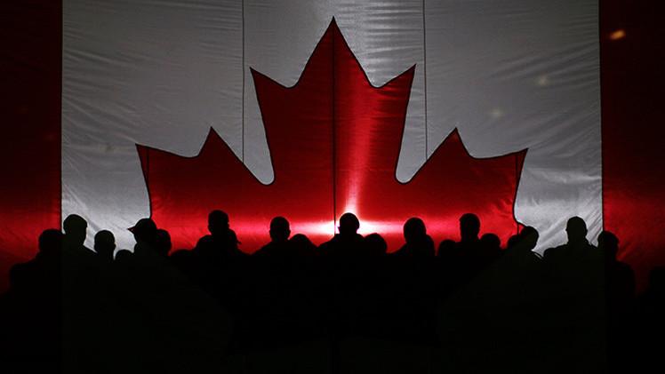 ¿Reclutó Canadá miembros para el EI?