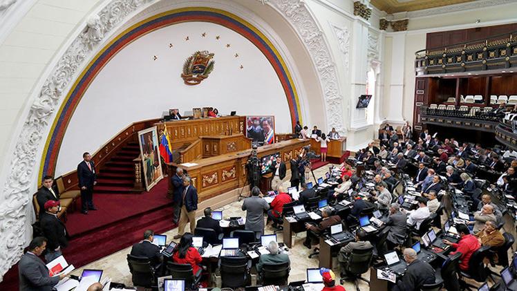 """El Parlamento venezolano aprueba parte de la Ley Habilitante """"Antiimperialista"""""""