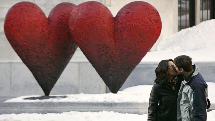 La ciencia del 'corazón': Hallan un modo de 'diagnosticar' si estamos o no enamorados