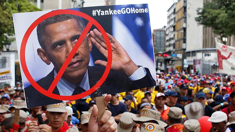 Venezuela recogerá 10 millones de firmas para la derogación del decreto de EE.UU.