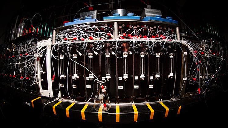 Revolución en la farmacia: crean una impresora 3D que imprimirá cualquier compuesto químico