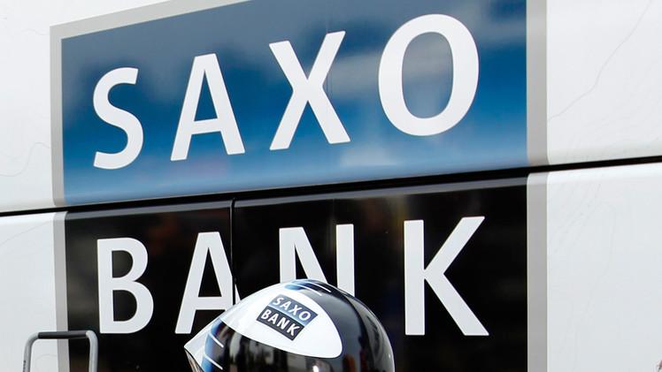 """Saxo Bank: """"El 2015 es un año perdido y he aquí las razones"""""""