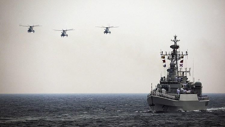 Medios chinos: La Marina de EE.UU. puede ser derrotada por China
