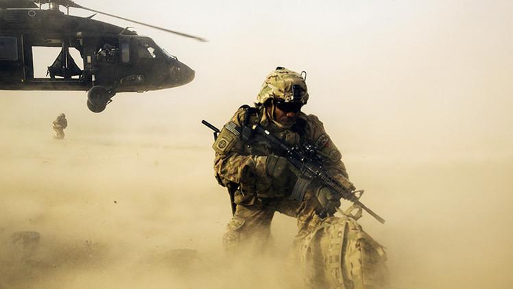 """Ron Paul: """"EE.UU. quiere convencer a la sociedad de la necesidad de otra invasión de Irak"""""""