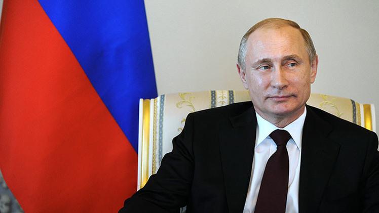 """""""Demonizar a Putin, una excusa para un conflicto con Rusia"""""""