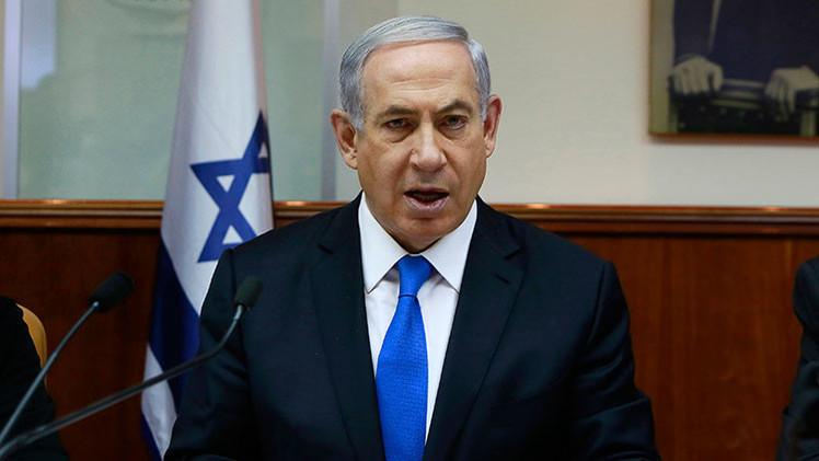 Netanyahu: Si gano los comicios, no habrá un Estado palestino
