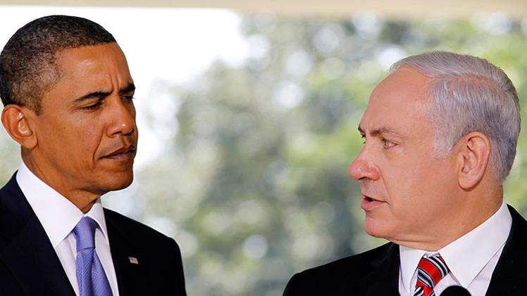 Senado de EE.UU. investiga a Obama por financiar una campaña contra Netanyahu