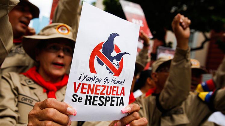 Revelan por qué Venezuela no es una amenaza, sino que está amenazada por EE.UU.