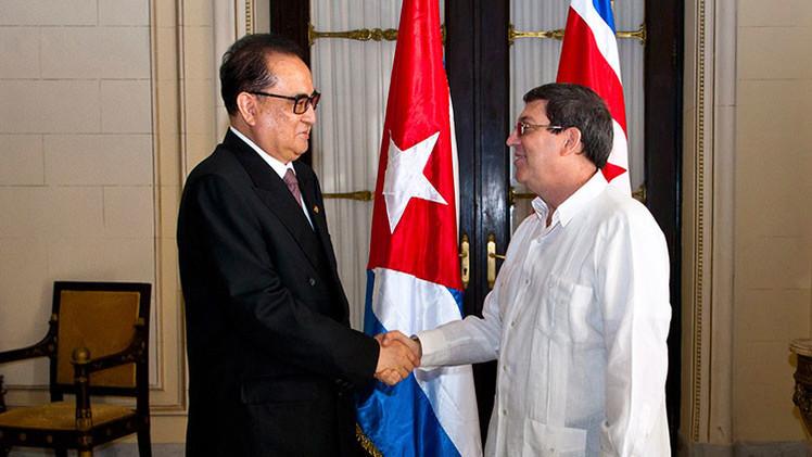 """""""Corea del Norte y Cuba están en la misma trinchera contra EE.UU."""""""
