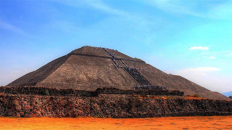 Científicos revelan qué destruyó la misteriosa ciudad mexicana de Teotihuacán