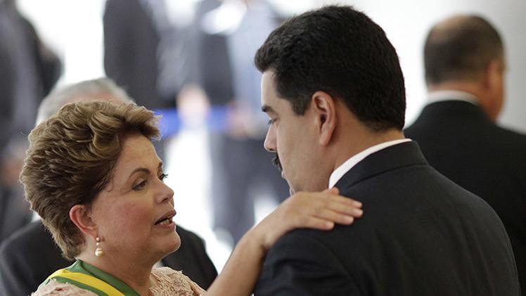 ¿Prepara EE.UU. protestas al estilo Maidán en Venezuela y Brasil?