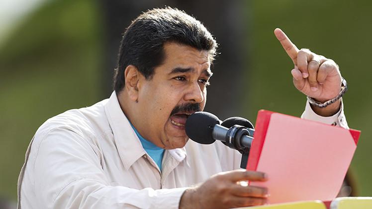 """""""Venezuela no es una amenaza"""": Nicolás Maduro dirige una carta al pueblo de EE.UU."""