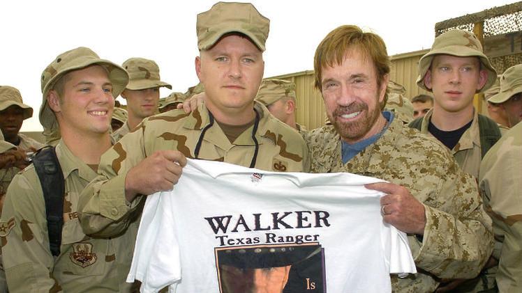 """Chuck Norris: """"Voten por Netanyahu para proteger a EE.UU. de las fuerzas del mal"""""""