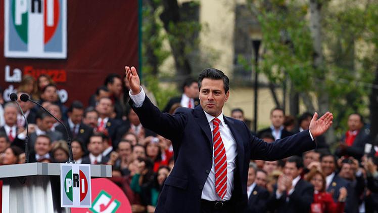 Investigan en España a jefe de campaña de Peña Nieto por blanqueo de dinero