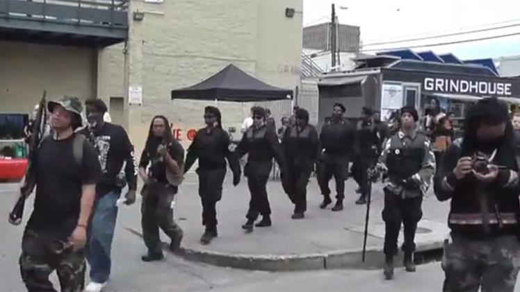 EE.UU.: Nuevo Partido Panteras Negras intenta armar a cada afroamericano (Video)