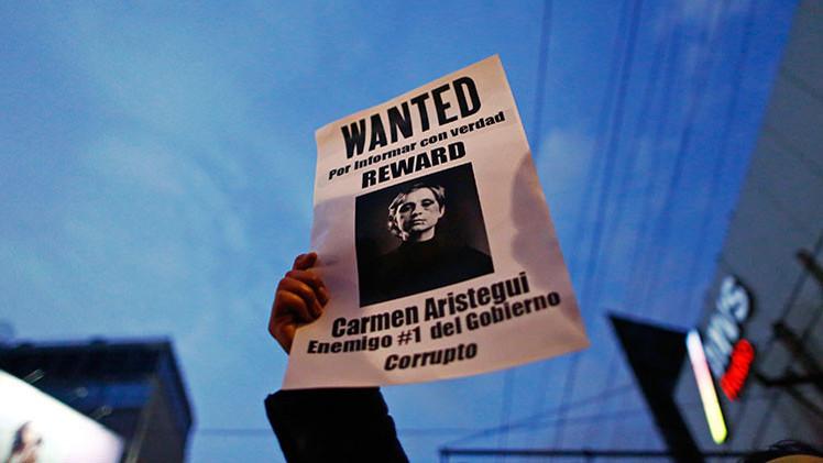 """En México """"es muy incómodo hacer periodismo desde la palestra de la oligarquía"""""""