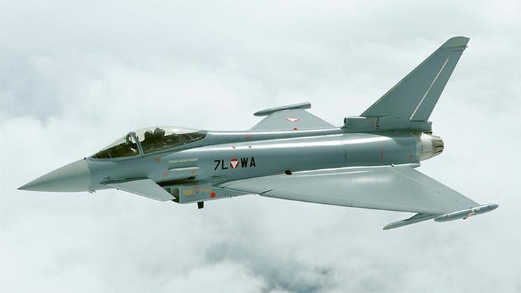 Letonia despliega cazas para interceptar supuestos aviones militares rusos