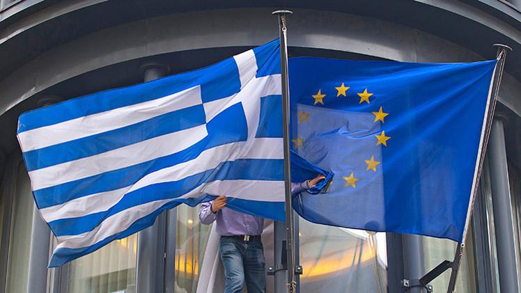 'Graccidente': La Comisión Europea no descarta la salida de Grecia de la zona euro