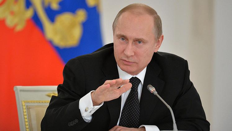 """Putin: """"Las sanciones para Rusia no son fatales, pero impiden el trabajo rutinario"""""""