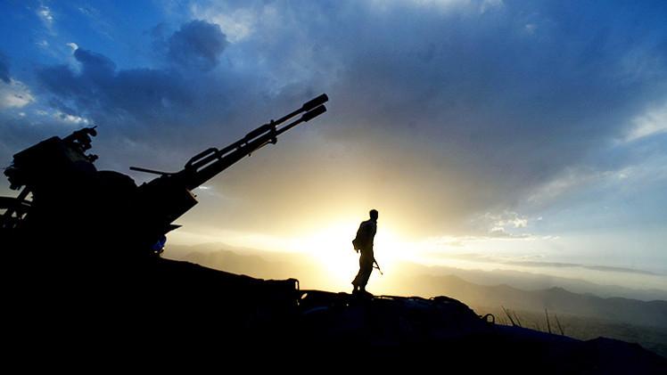 Siete insólitas formaciones militares que pueden parecer ficción