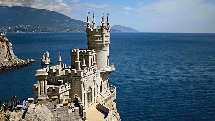 Los lugares más hermosos de la República rusa de Crimea