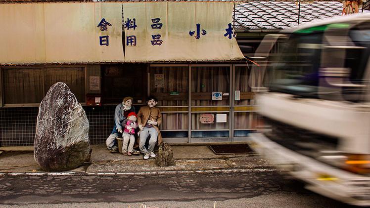 FOTOS: Nagoro, la aldea japonesa en la que hay más muñecos que personas