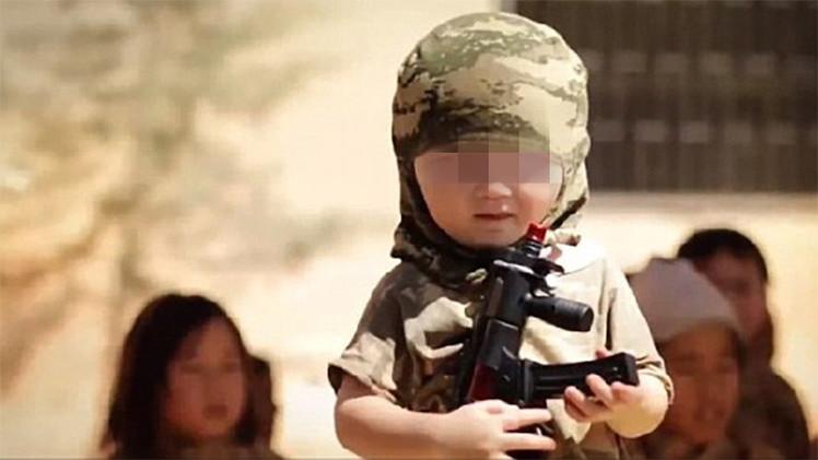 """El Estado Islámico crea una generación de monstruos """"adoctrinados y radicalizados"""""""