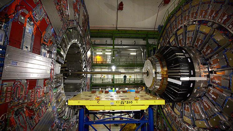 El Gran Colisionador de Hadrones podría abrir la puerta a universos paralelos