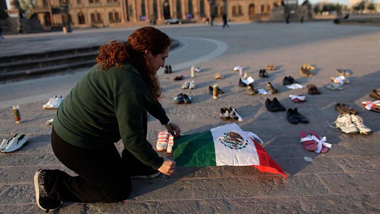 """Índice de Paz en México: """"La violencia ha costado 233.000 millones de dólares"""""""