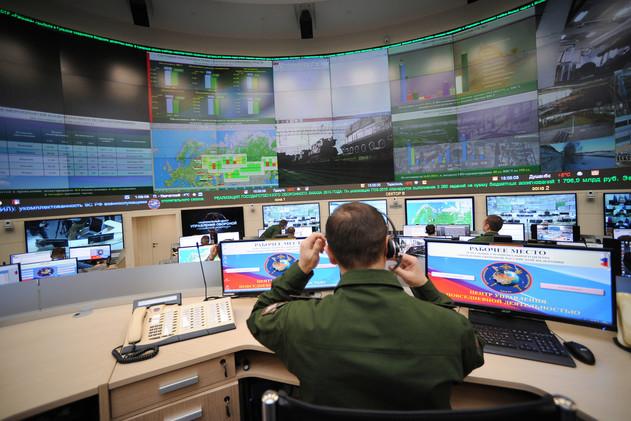Video: Ejercicios militares rusos sin precedentes ganan impulso