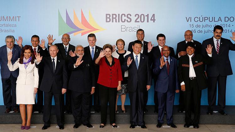 Los BRICS, reformadores del orden mundial mediante el liderazgo para el 2050