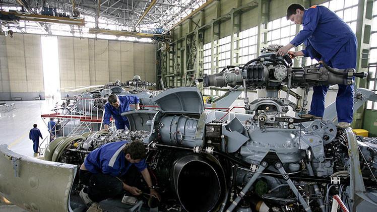 A pesar de las sanciones, Rusia sigue siendo el segundo mayor exportador de armas