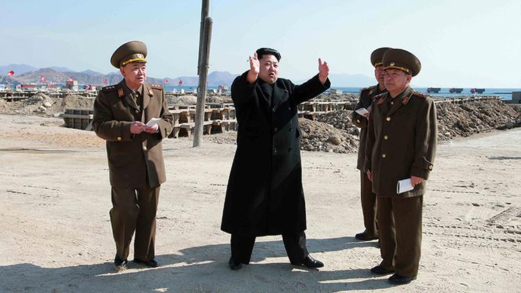 """Corea del Norte, preparada para una guerra nuclear con EE.UU. """"en cualquier momento"""""""