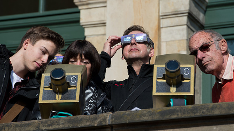 ¿Por qué el hombre teme los eclipses desde el inicio del mundo?