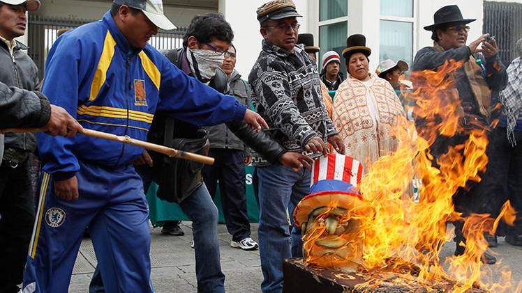 """Bolivia a EE.UU.: """"América Latina es un todo: una agresión individual lo es al conjunto"""""""